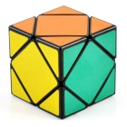 3 3*3 5.7cm 4-Axis Magic Cube for Rubik Contest - Multicolor