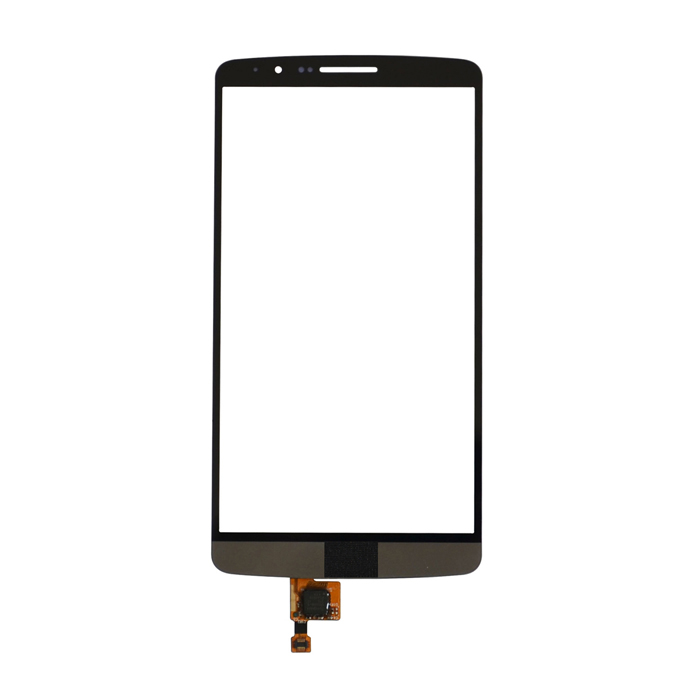 Buy Replacement Glass Touch Screen Digitizer for LG G3 / D855 - Dark Grey with Litecoins with Free Shipping on Gipsybee.com