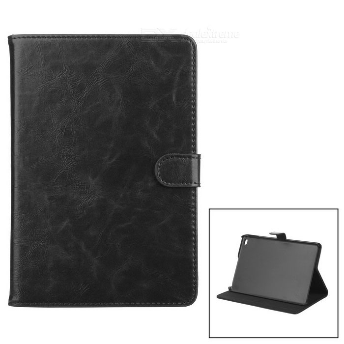 Protective PU Leather Case w/ Stand for IPAD MINI 4 - BlackIpad Cases<br>Form ColorBlackQuantity1 DX.PCM.Model.AttributeModel.UnitMaterialOthers,PU leatherShade Of ColorBlackCompatible ModelsOthers,IPAD MINI 4DesignSolid Color,Card SlotTypeLeather CasesAuto Wake-up / SleepNoPacking List1 x Case<br>