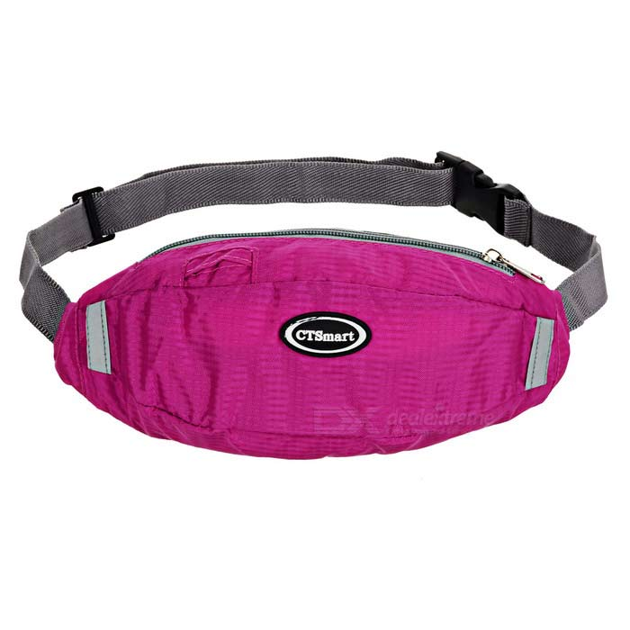 CTSmart FJ12 Multifunction Waist Bag with Reflective Strip