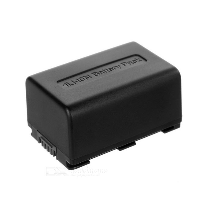 3.7V 1700mAh Digital Camera Li-ion Battery for BT-S7 - Black