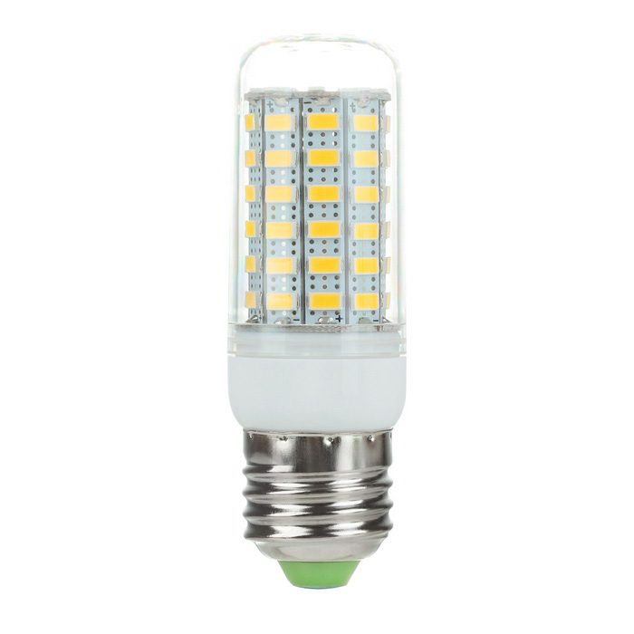 E27 6W LED Corn Lamp Warm White Light 760lm 3500K 69-SMD 5730 (110V)