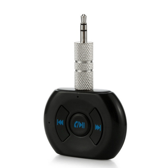 EK201 Bluetooth Audio Receiver with 3.5mm Output for Car AUX IN