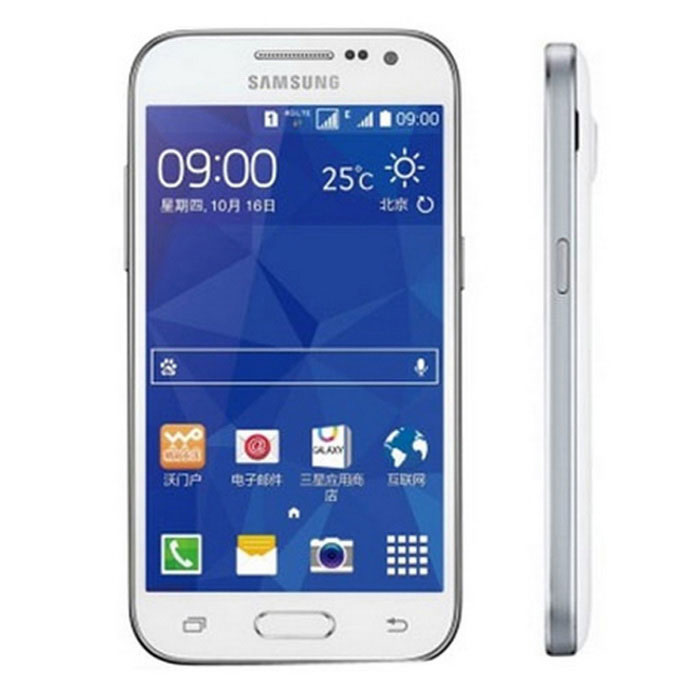 Samsung CORE Prime G3606 Android 4.4 4G Phone w/ 4GB ROM - White