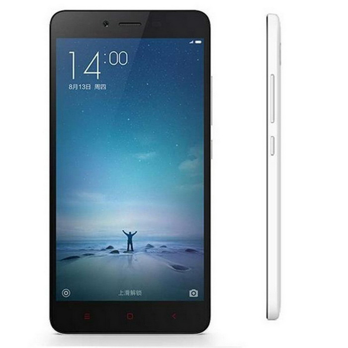 Xiaomi Redmi Note 2 Android 5.0 4G Phone w/ 2GB RAM, 16GB ROM - White