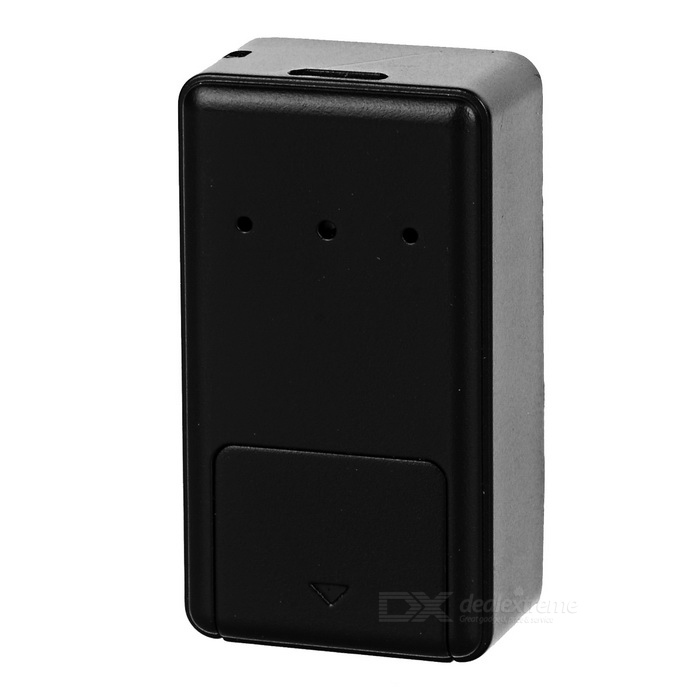 Buy Mini Wireless Car GSM GPS Positioning Tracker - Black with Litecoins with Free Shipping on Gipsybee.com