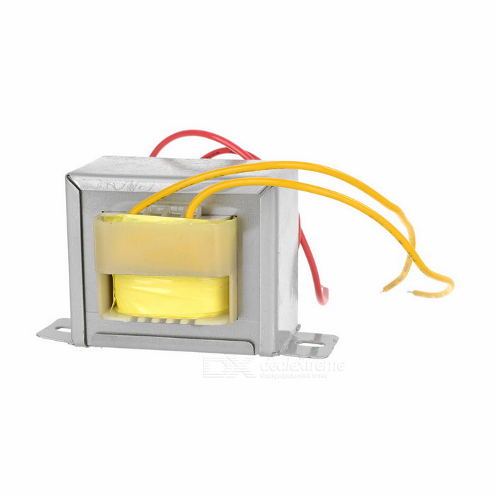 TA6635 Iron + ABS Access Control Transformer - Silver + Grey