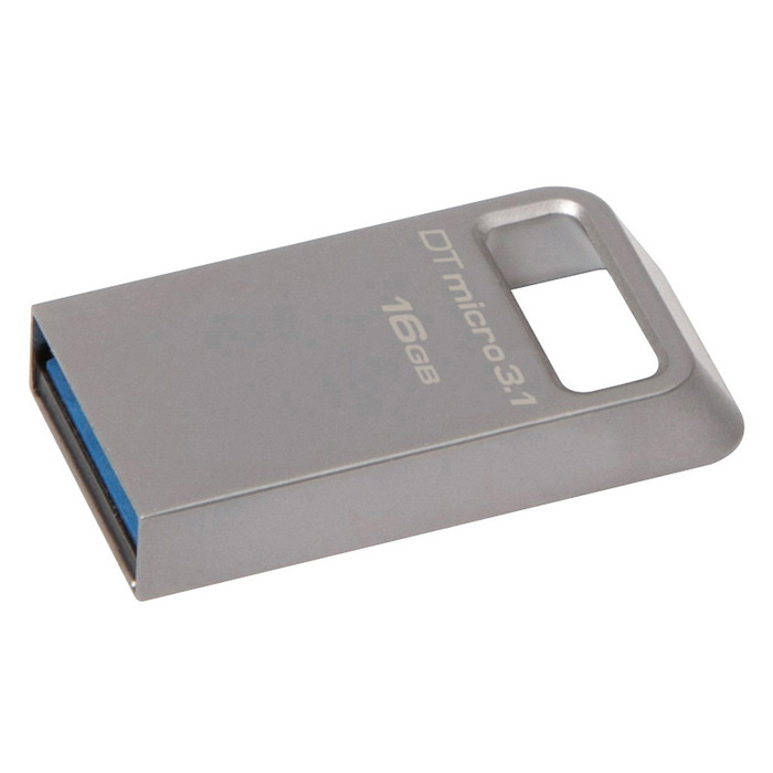 Tecnología kingston datatraveler DTMC3 / 16GB flash drive