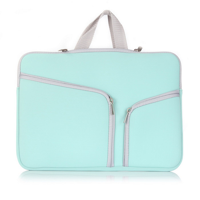 ASLING Zip Handbag Laptop Bag for MACBOOK AIR 11.6 - Light GreenBags and Pouches<br>Form  ColorLight GreenModelASL-118Quantity1 DX.PCM.Model.AttributeModel.UnitShade Of ColorGreenMaterialCotton FabricCompatible Size11.6 inchTypeTote BagsPacking List1 x Handbag<br>