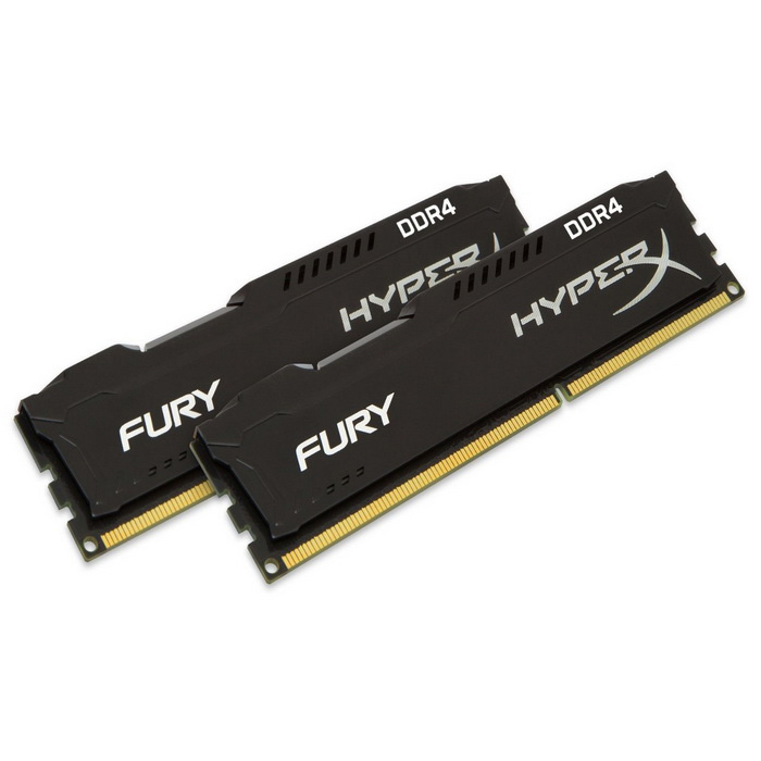 Kingston HyperX FURY HX424C15FBK2 / 32 32GB Desktop-Speicher