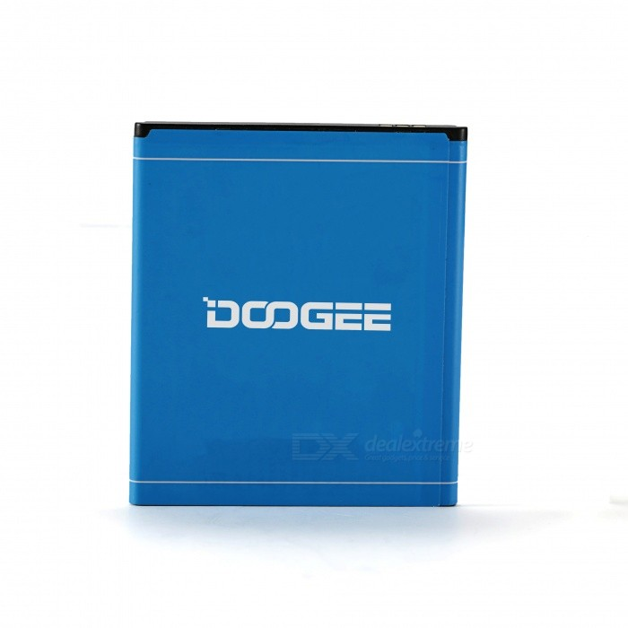 DOOGEE 2400mAh 3.7V Li-ion Battery for DOOGEE X5 / X5 Pro / X5S - Blue