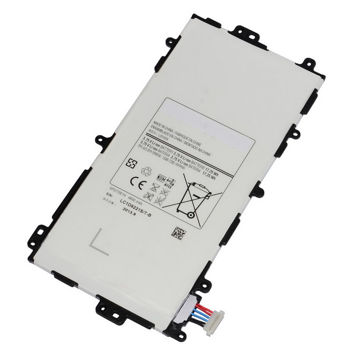Buy 4000mAh Li-ion Battery for Samsung Note 8.0 / GT-N5100 + More - White with Litecoins with Free Shipping on Gipsybee.com