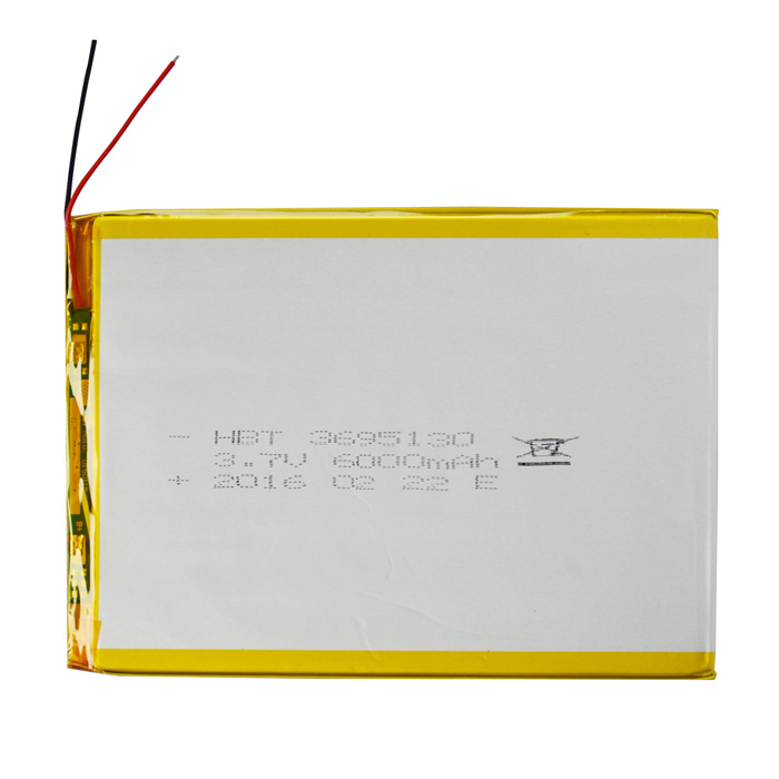 Buy HBT3695130 3.7V 6000mAh Battery for 9.7