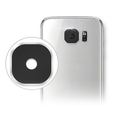 Hat-Prince Lens Cover for Samsung Galaxy S6 / S6 Edge - Black