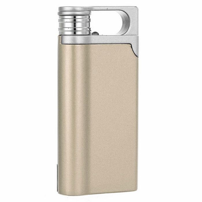 MAIKOU Rechargeable Electronic Cigarette Lighter - Golden