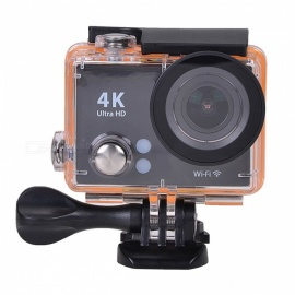 UHD 2quot LCD 12MP 1080P / 60fps Wi-Fi Waterproof Action Camera