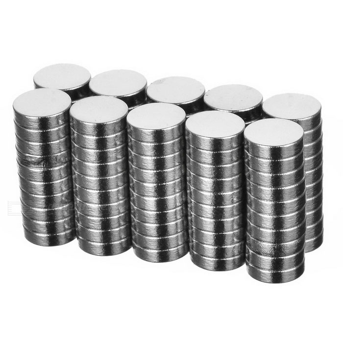 DIY 7*2mm NdFeB Magnets (100PCS)Magnets Gadgets<br>Form ColorSilverMaterialNdFeBQuantity1 SetNumber100Suitable Age 12-15 Years,GrownupsPacking List100 x Magnets<br>