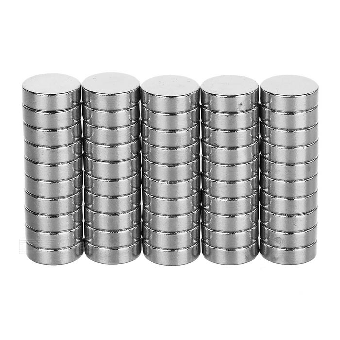 12*4mm NdFeB Magnet Set (50PCS)