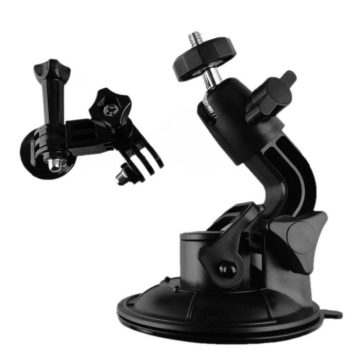 ismartdigi IS-001 L Size 9cm Car Suction Mount Cup for Gopro, SJ4000
