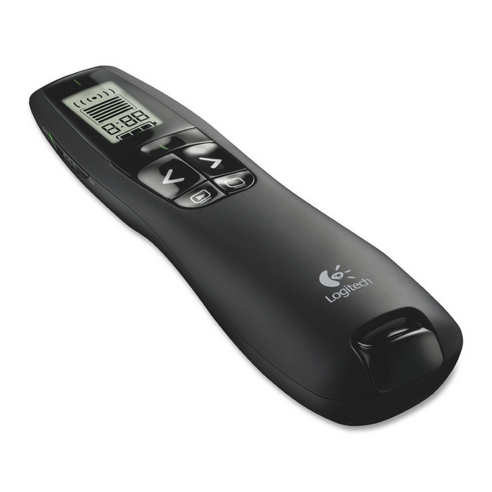 Buy Logitech Professional Presenter R800 with Litecoins with Free Shipping on Gipsybee.com