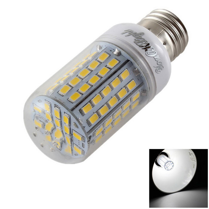 YouOKLight E27 6W Cold White Light 1900lm 96-SMD LED Corn Bulb Lamp