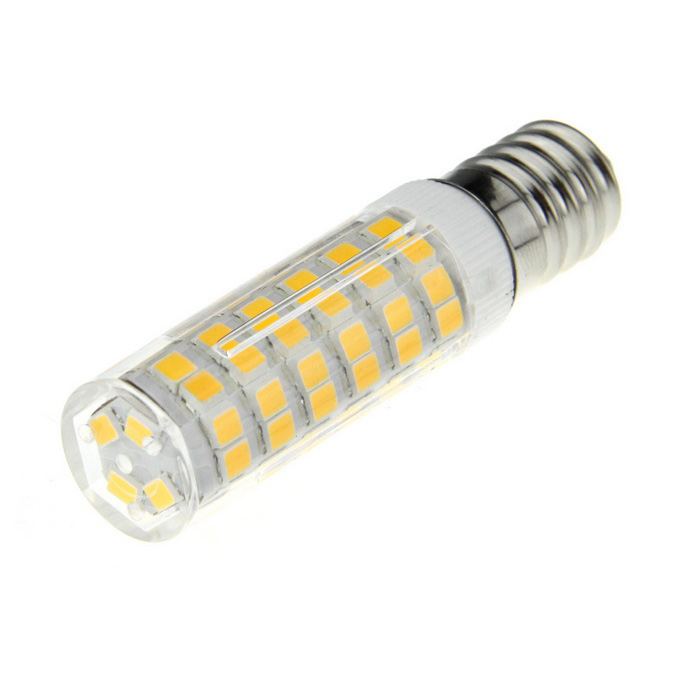 Buy Ultrafire E14 9W Warm White 76-LED 1000lm 220V Ceramic LED Light with Litecoins with Free Shipping on Gipsybee.com
