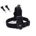 Double Loading Headband for Gopro Hero 4session, 4 3+ 3 Sport Camera