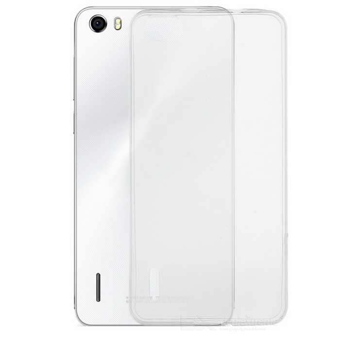 s-quelle couverture de protection TPU retour pour huawei honor 6 - transparent