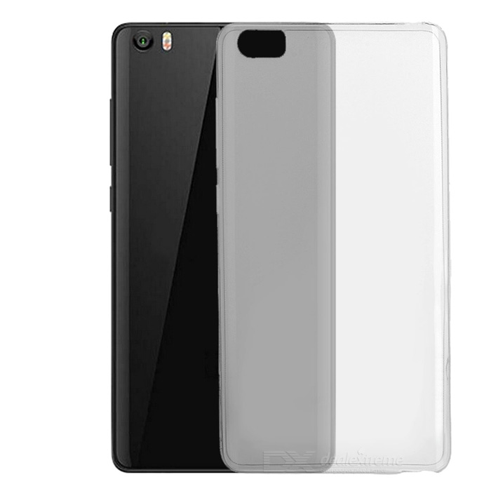 S-What Protective TPU Back Case Cover for Xiaomi Mi Note - Transparent