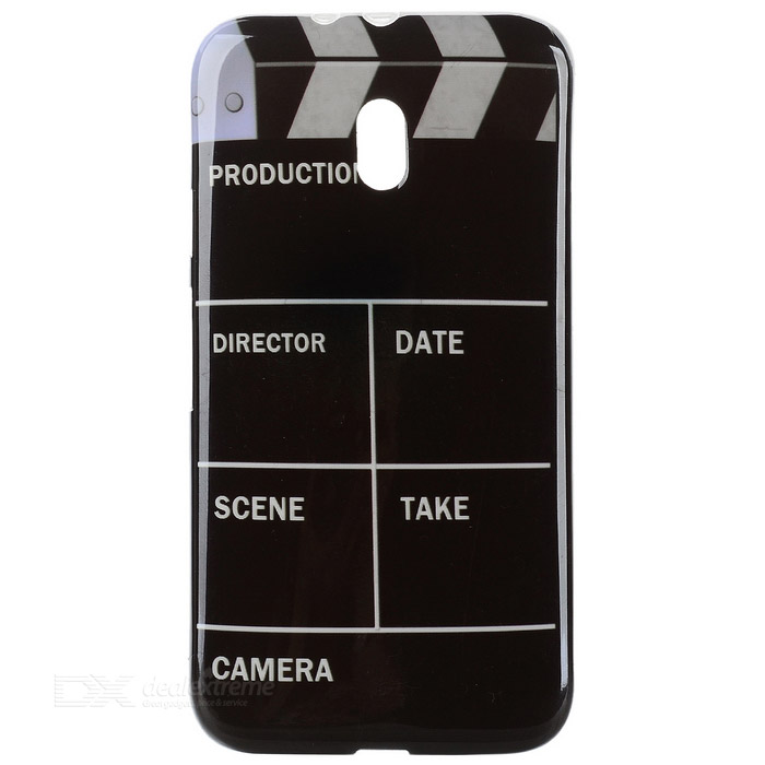 Phone HomePage Style Protective TPU Back Case for Moto G3 - BlackTPU Cases<br>Form ColorBlackModelN/AMaterialTPUQuantity1 DX.PCM.Model.AttributeModel.UnitShade Of ColorBlackCompatible ModelsMoto G3rd Gen/ MOTO G3/Moto G 3rd GenPacking List1 x Case<br>