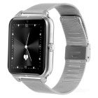 ai guardare Z50 Bluetooth V3.0 smart phone orologio per Android - argento