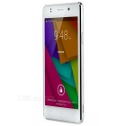 "JIAKE MX5 Android Phone w/ 4.5"", 512MB RAM, 4GB ROM - White + Silver"