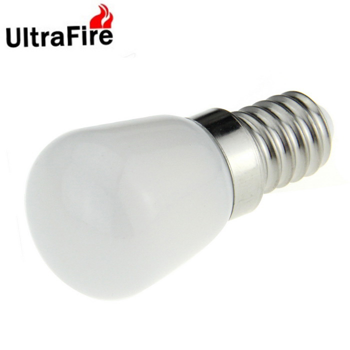 Buy Ultrafire E14 3W 20-SMD LED 3000K Warm White Light Refrigerator Bulb with Litecoins with Free Shipping on Gipsybee.com