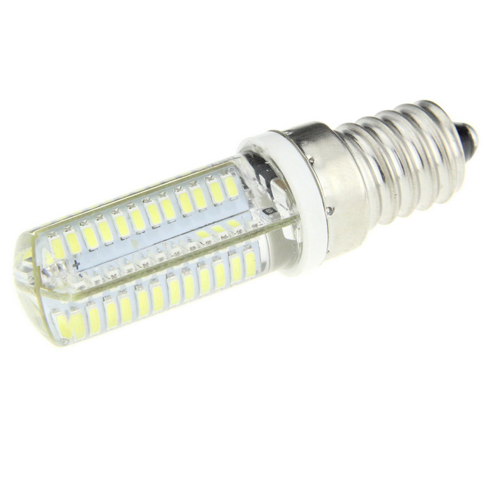 Buy Ultrafire E14 7W LED Light Bulb Lamp Bluish White 7000K 1000lm 96-SMD with Litecoins with Free Shipping on Gipsybee.com