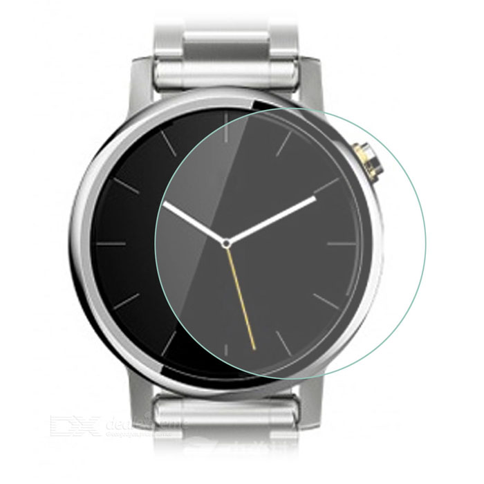 Scratch-proof Tempered Glass Screen Protector for MOTO 360 2 42mm