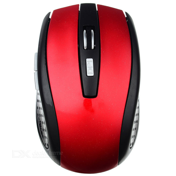 Wireless Bluetooth V2.0 Rechargeable Mouse