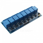 5V Eight 8-CH Relay Module w/ Optocoupler for Arduino PIC AVR DSP ARM