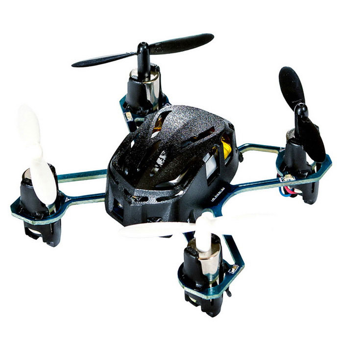 Hubsan Q4 H111 Nano 4-Channel RC Quadcopter w/ Radio System - BlackR/C Airplanes&amp;Quadcopters<br>Form ColorBlackMaterialPlastic, metalQuantity1 DX.PCM.Model.AttributeModel.UnitCompatible ModelH111Packing List1 x Mini Quadcopter1 x Remote controller2 x Pairs of Spare Popellers1 x USB Charging Cable1 x Li-Po Battery1 x Small wrench<br>