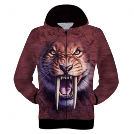 3D-Printing-Tiger-Pattern-Hooded-Jacket-Coffee2bMultiColor