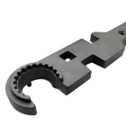 Aluminum Alloy Gun Repair Wrench - Black Grey