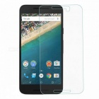 Ultra-thin 9H Explosion-proof Tempered Glass Screen Protector for Google Nexus 5X - Transparent