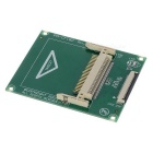 CF to ZIF / CE Adapter Card w/ Flat Cables - Green