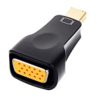 Universal Mini Displayport til VGA-adapter - svart