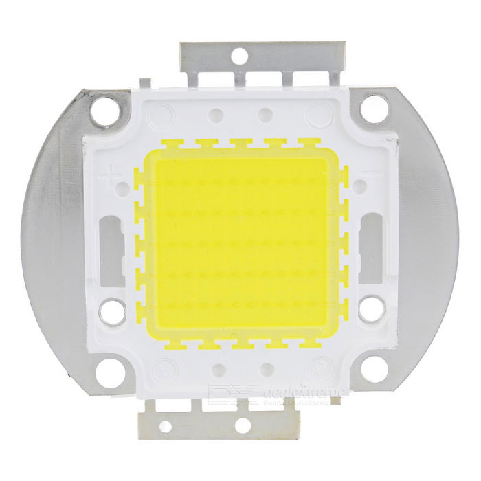 50W 50-LED Light Source White 6000K 4250lm for Project Lamp (24-36V)