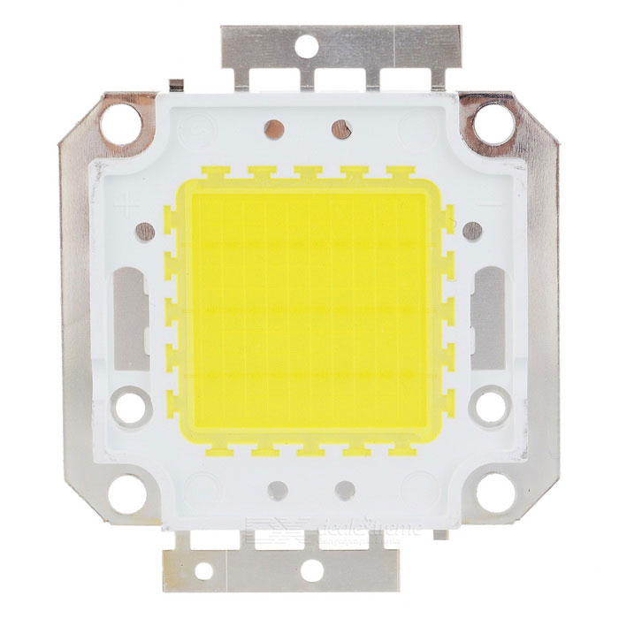 Buy 30W 30-LED Light Source White 6000K 2550lm for Project Lamp (24-36V) with Litecoins with Free Shipping on Gipsybee.com