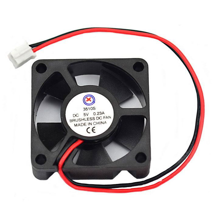 Buy Jtron DC 5V 0.23A 3.5cm Cooling Fan - Black with Litecoins with Free Shipping on Gipsybee.com