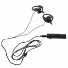 Sports Bluetooth V4.2 Headset - Black