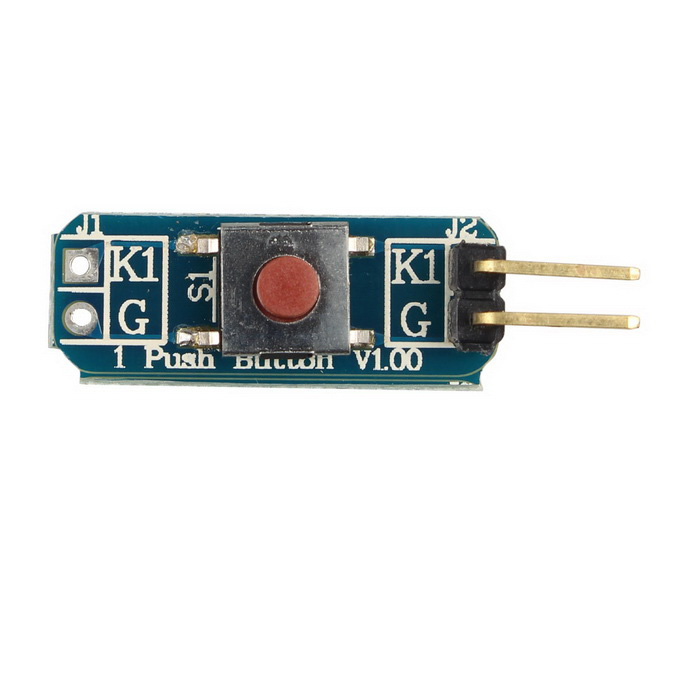 1 Key Keyboard Module MCU Extension Switch Sensor for Arduino
