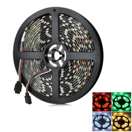 5050-SMD-300-LED-Waterproof-RGB-Light-Strip-2b-APP-Bluetooth-RGB-Controller-for-Android-IOS-(DC-12V)