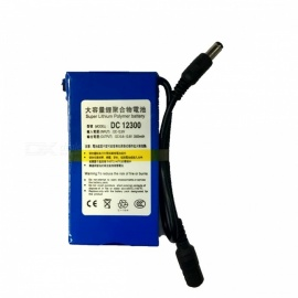 12300-126V-3000mAh-Rechargeable-Lithium-Battery-w-Switch-and-LED-Light-and-EU-Plug-Power-Adapter